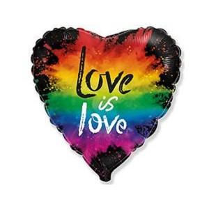 Ф 18 LOVE IS LOVE