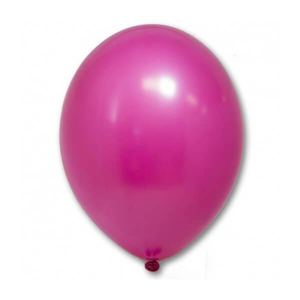 """Латексный шар Пастель Экстра Rose 25см 10"""" (Розовый)"""