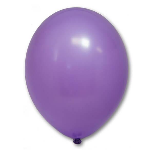 """Латексный шар Пастель Экстра Lavender 25см 10"""" (Сиреневый)"""
