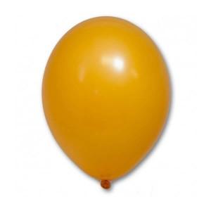 """Латексный шар Пастель Экстра Orange 25см 10"""" (Оранжевый)"""
