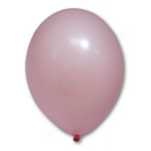 """Латексный шар Пастель Экстра Pink 25см 10"""" (Розовый)"""
