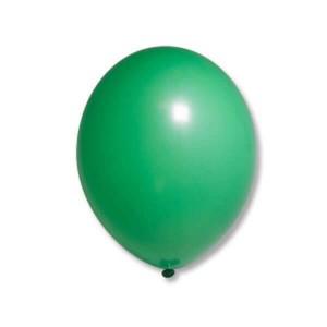 """Латексный шар Пастель Экстра Leaf Green 30см 12"""" (Зеленый)"""