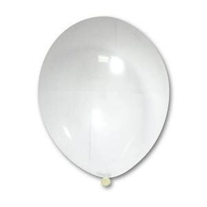 """Латексный шар Пастель Экстра Clear 30см 12"""" (Прозрачный)"""