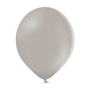 """Латексный шар Пастель Экстра Warm Grey 30см 12"""" (Серый)"""
