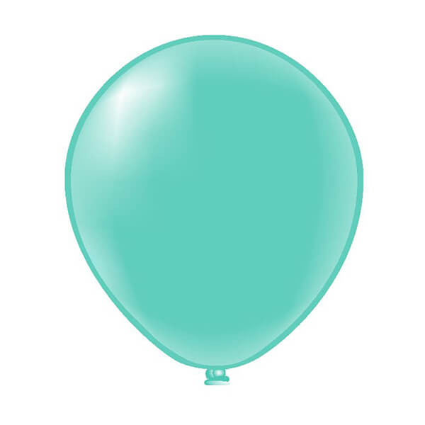 """Латексный шар Пастель Экстра Mint 30см 12"""" (Мятный)"""