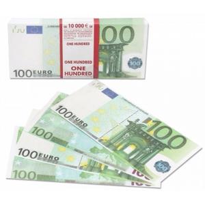Деньги для выкупа, 100 евро