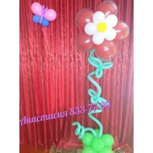 Букет #20 Ростовой цветок для оформления