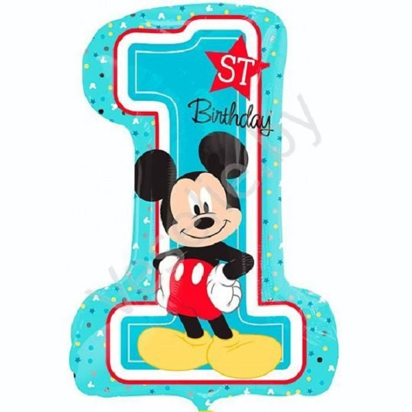 Микки 1й День рождения / Mickey 1st Birthday