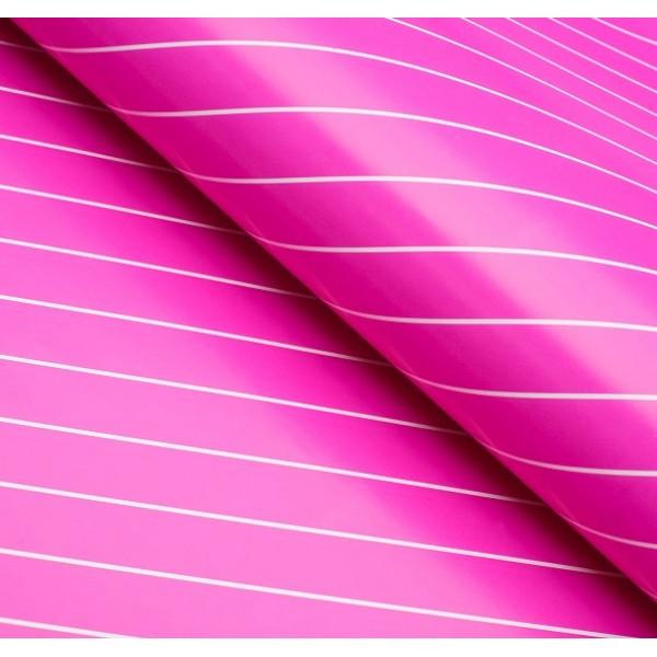 Бумага глянцевая, люрекс, 49 х 70 см. пурпурная