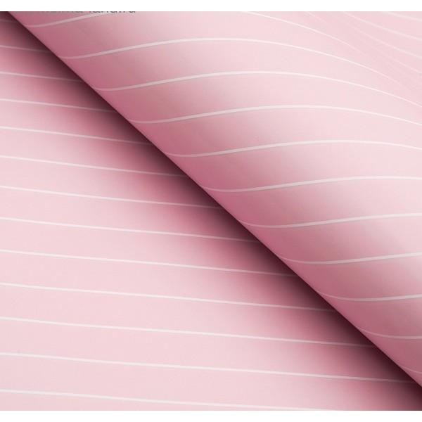 Бумага глянцевая, люрекс, 49 х 70 см. Розовая